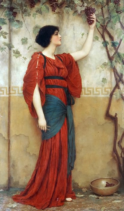 Autumn, John William Godward