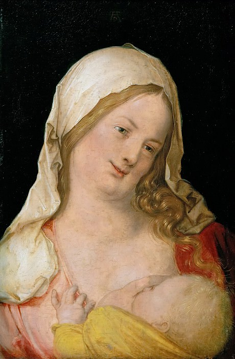 Madonna Nursing the Child, Albrecht Dürer