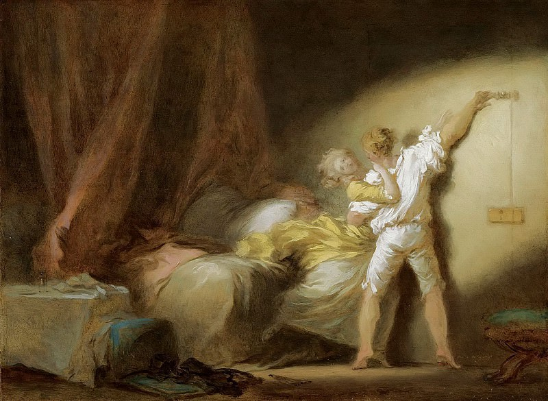 THE BOLT study, Jean Honore Fragonard