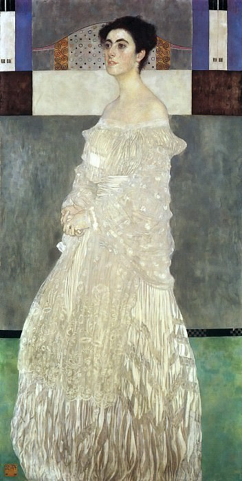 Margaret Stonborough-Wittgenstein, Gustav Klimt