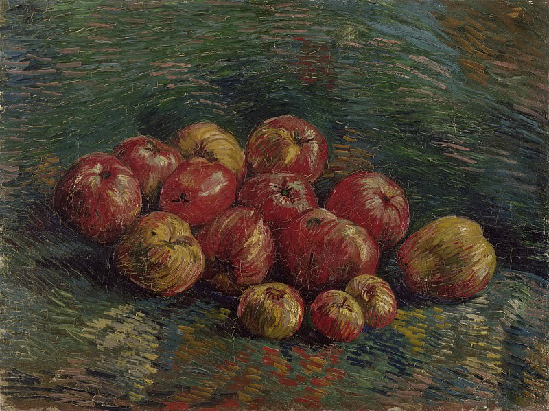 Apples, Vincent van Gogh