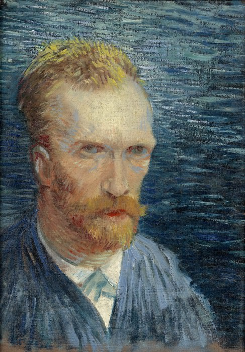 Self-Portrait, Vincent van Gogh