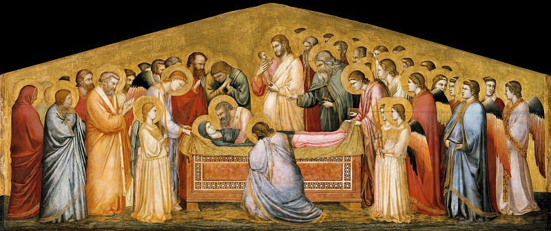 The Entombment of Mary, Giotto di Bondone