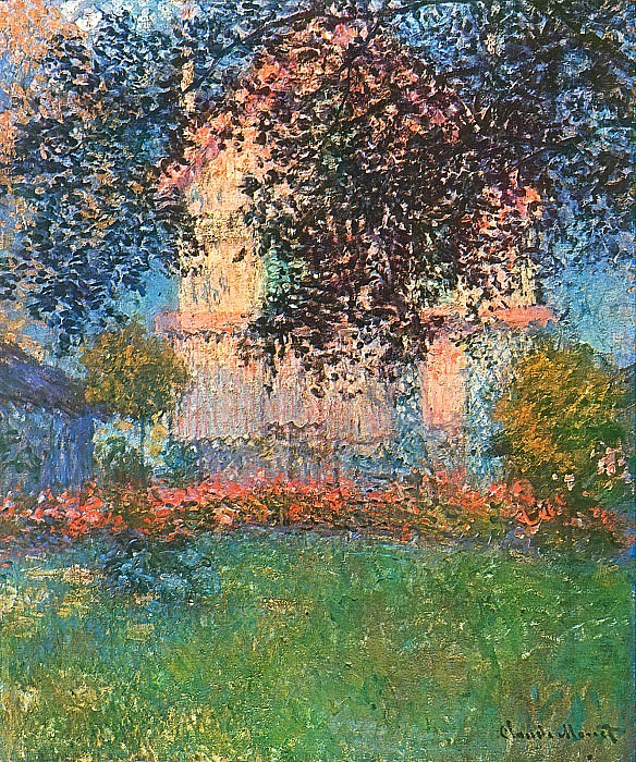 The Artists House in Argenteuil, Claude Oscar Monet