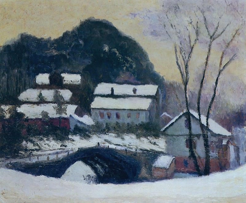 Sandviken, Norway, Claude Oscar Monet