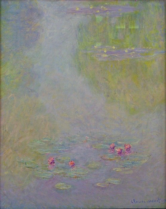 Water Lilies, 1908 05, Claude Oscar Monet