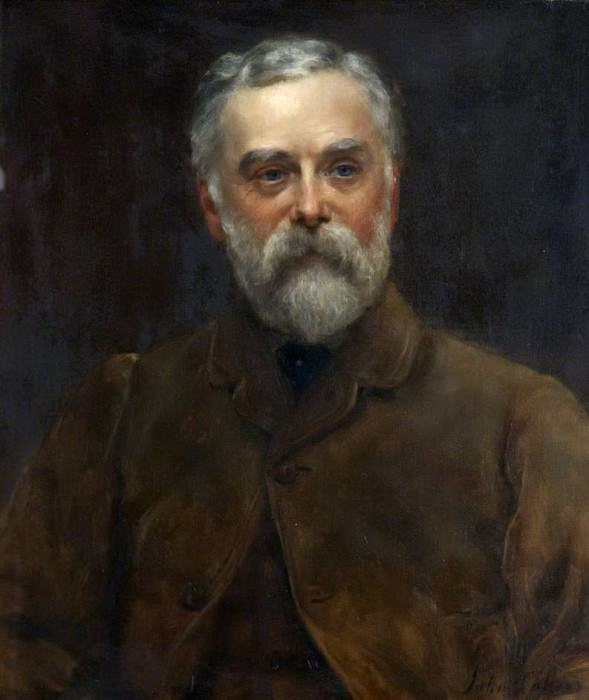 William Fred Collier, John Collier