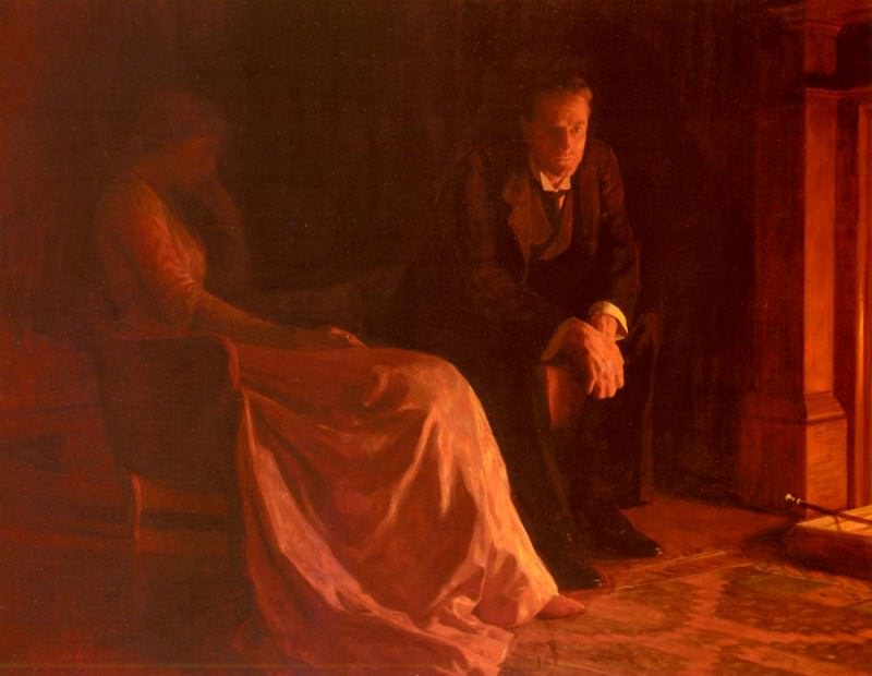 The Confession, John Collier
