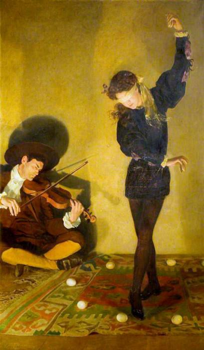 Egg Dance, John Collier