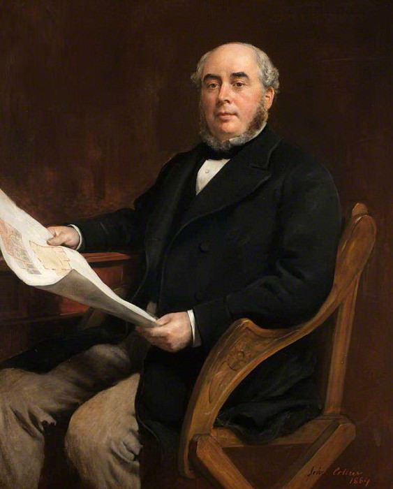 William Rosser, John Collier