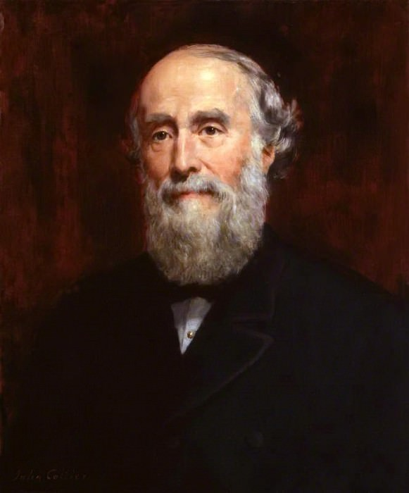 Sir George Williams, John Collier