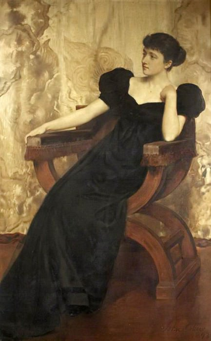 Portrait of an Unknown Woman, John Collier