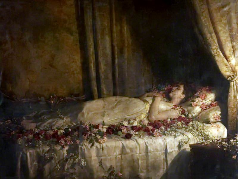 The Death of Albine, John Collier