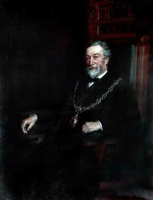 Alderman Sinclair, John Collier