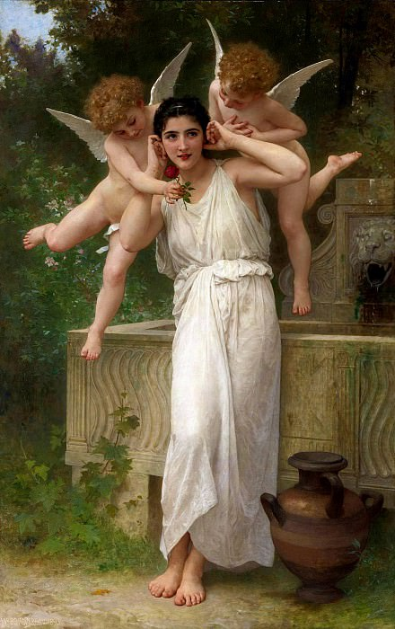 Youth, Adolphe William Bouguereau
