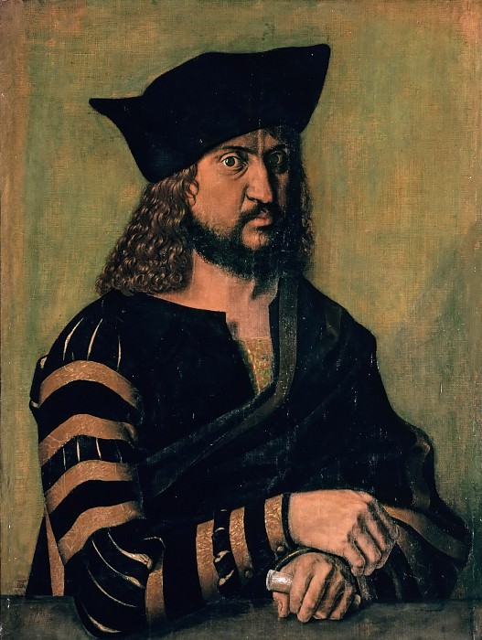 Frederick III the Wise, Elector and Duke of Saxony, Albrecht Dürer